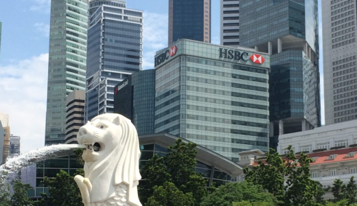 シンガポール旅行記〜予算、持ち物と服装、プラン〜