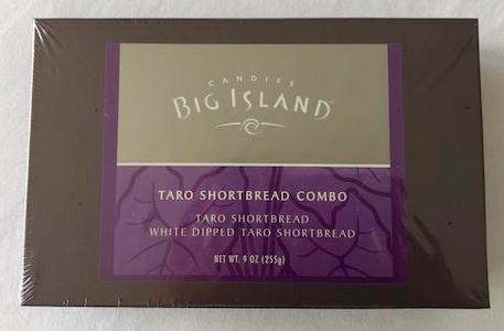 ビッグアイランドキャンディーズのタロイモチョコレート
