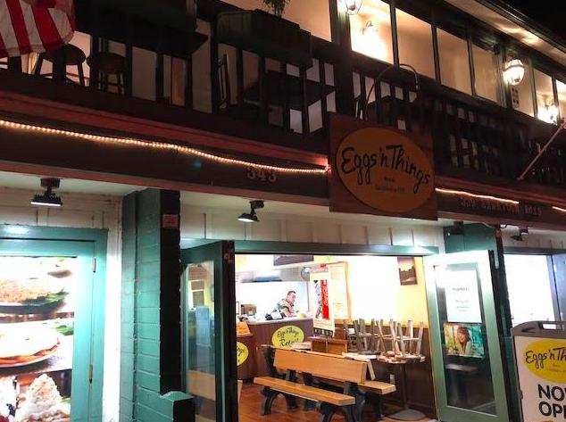 エッグスンシングスサラトガ本店