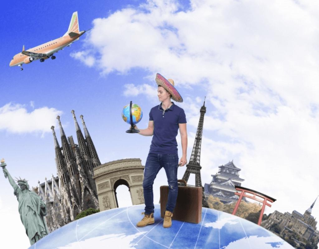 海外の格安航空券予約