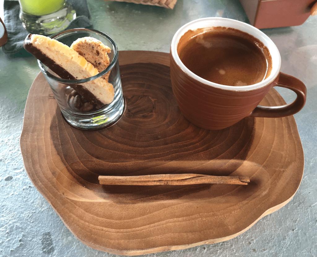 バリコーヒーのロブスタアラビカ