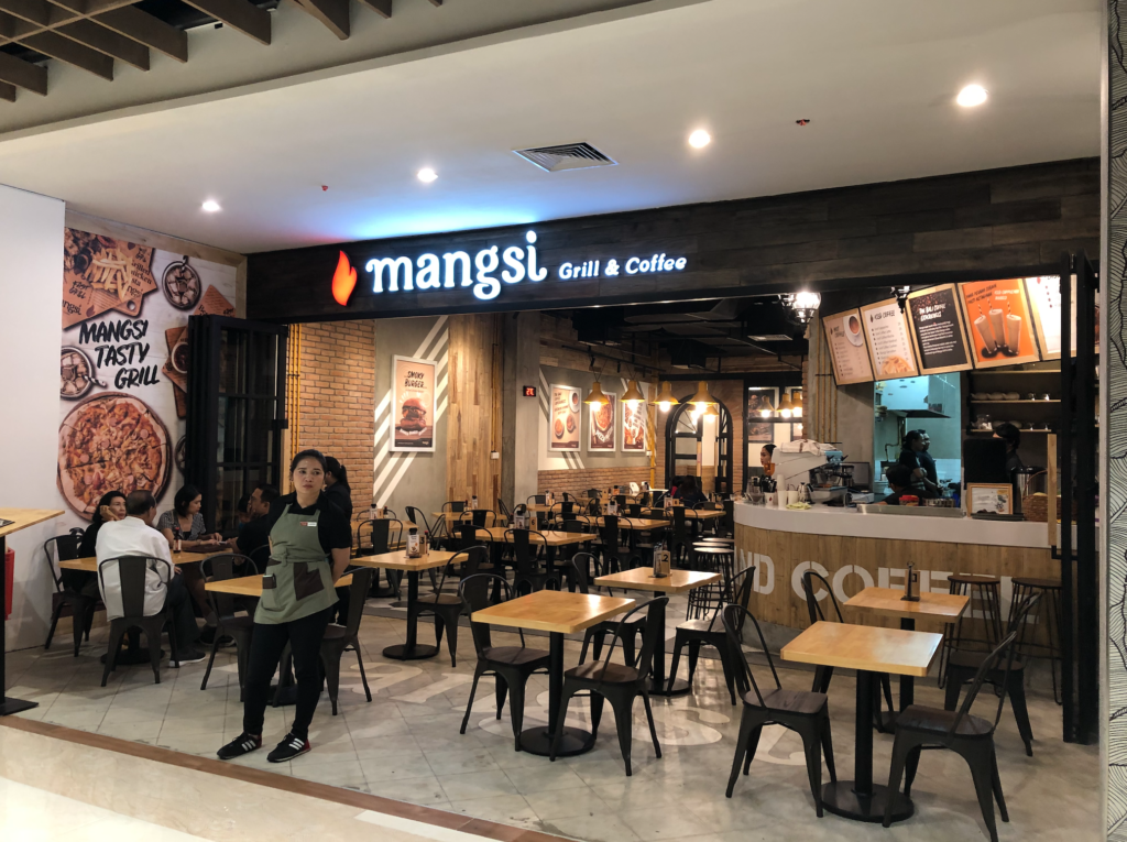 Mangsi Grill and Coffee