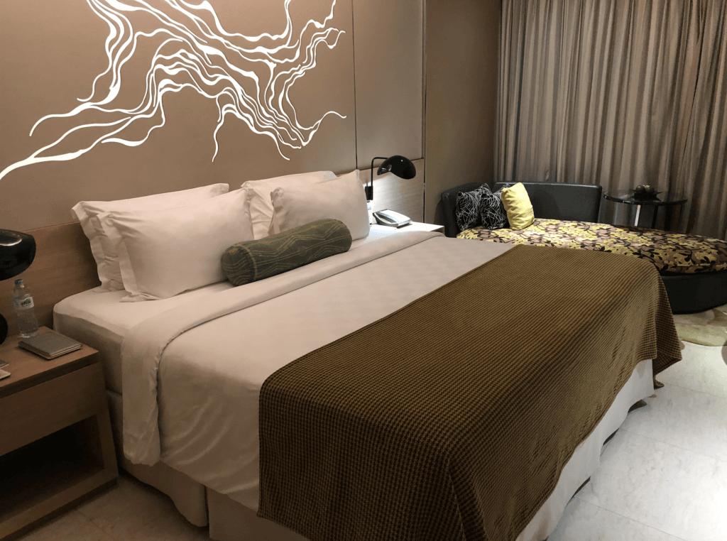 アヤナリゾートのリンバホテル