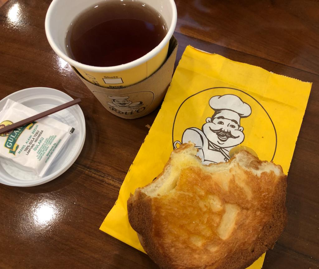 バリ島のパン・クロワッサンが美味しいロティーオ