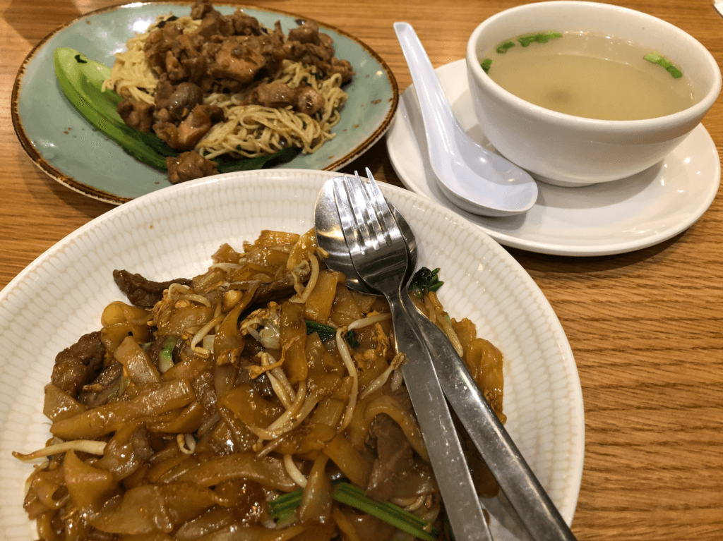 バリ島で食べた麺料理・ヌードル